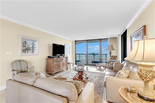 Photo of 3000 N Ocean Drive #8-H, Singer Island, FL 33404 (MLS # RX-10653291)