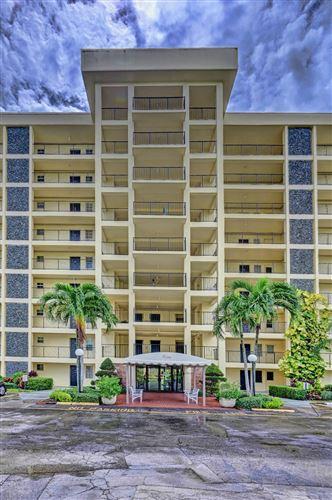 Photo of 3100 N Palm Aire Drive #204, Pompano Beach, FL 33069 (MLS # RX-10658291)