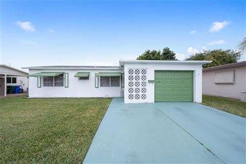 Photo of 1095 NW 66th Terrace, Margate, FL 33063 (MLS # RX-10719291)