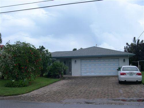 Photo of 207 Marina Drive, Hutchinson Island, FL 34949 (MLS # RX-10725291)