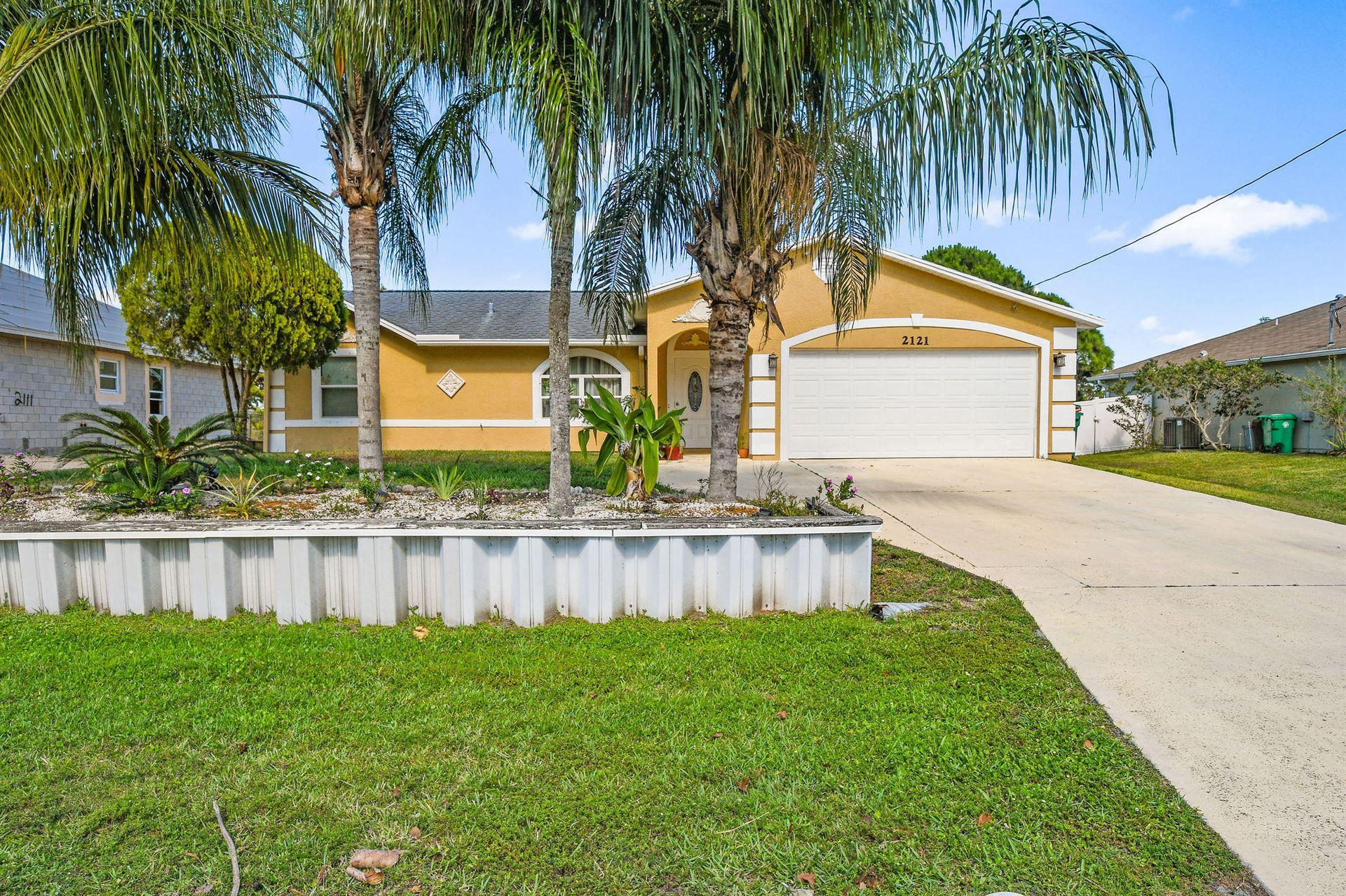 2121 SW Burlington Street, Port Saint Lucie, FL 34984 - #: RX-10615291