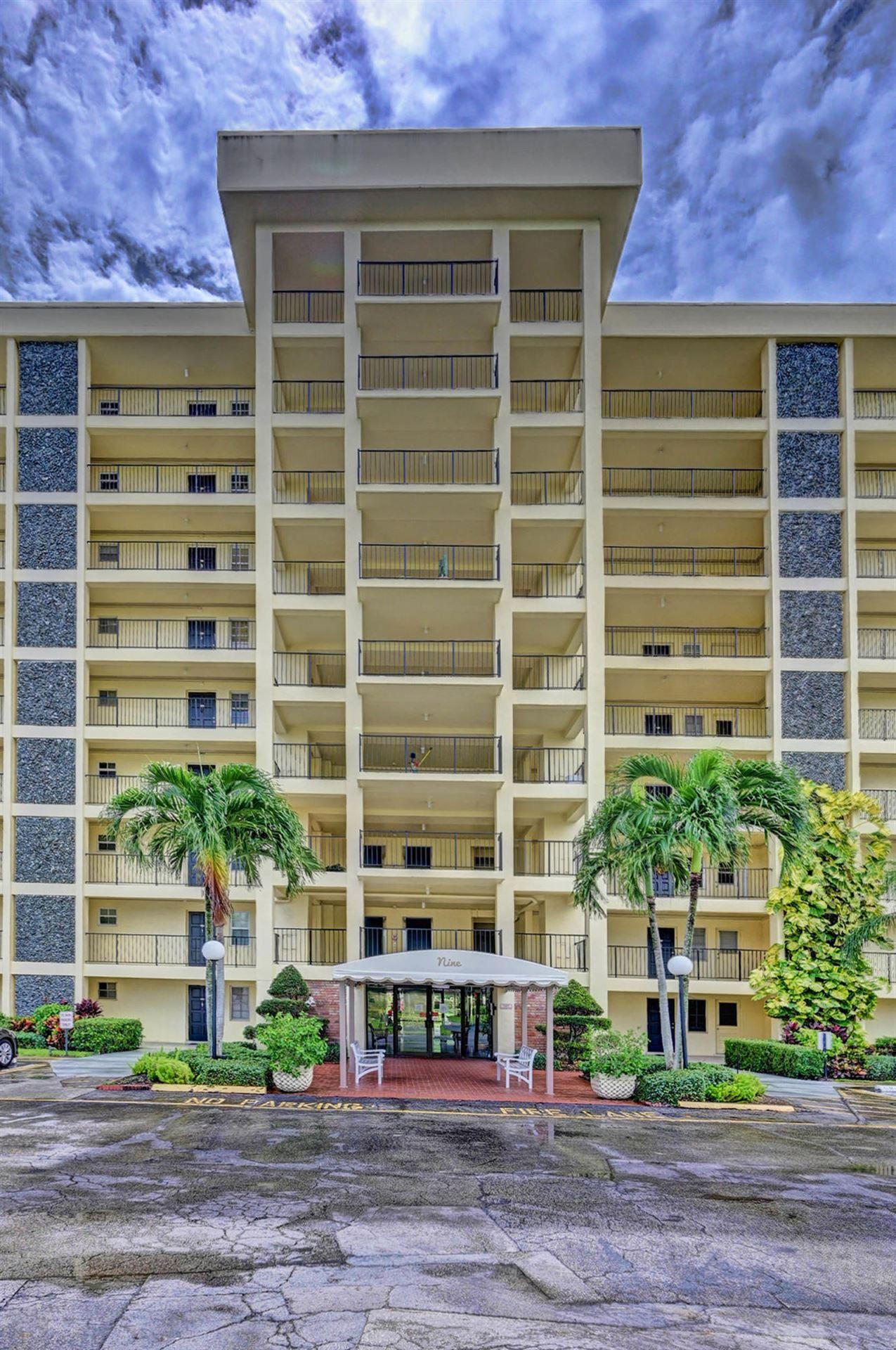 3100 N Palm Aire Drive #204, Pompano Beach, FL 33069 - #: RX-10658291
