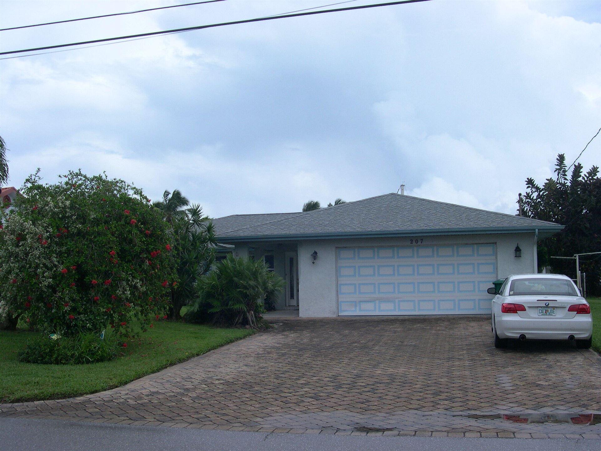 207 Marina Drive, Hutchinson Island, FL 34949 - #: RX-10725291