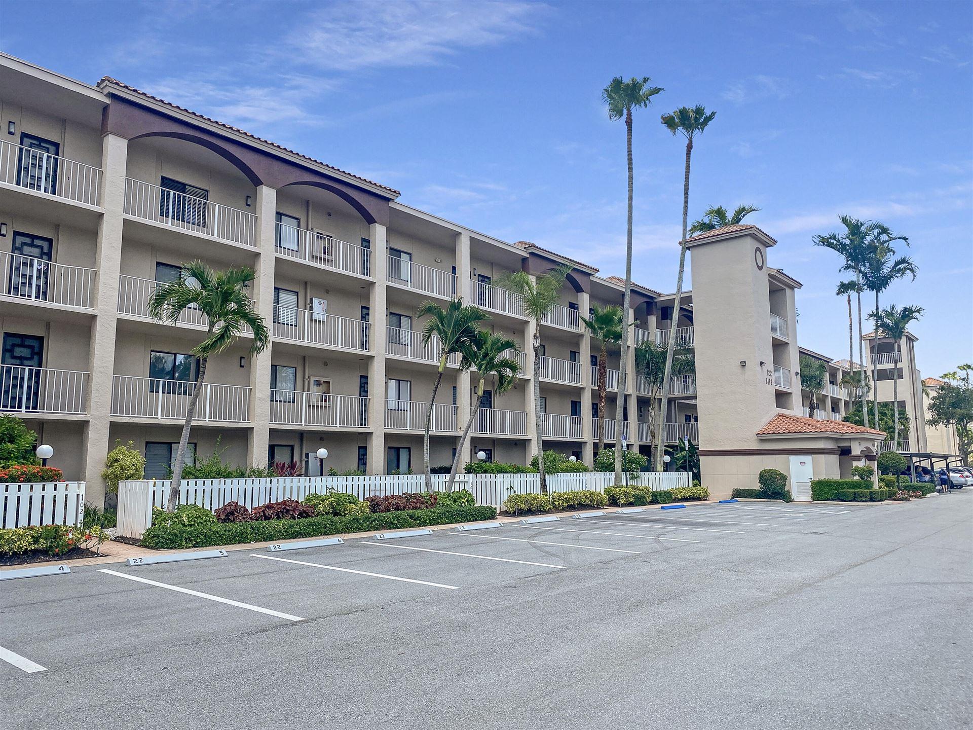 6193 Pointe Regal Circle #304, Delray Beach, FL 33484 - #: RX-10732291