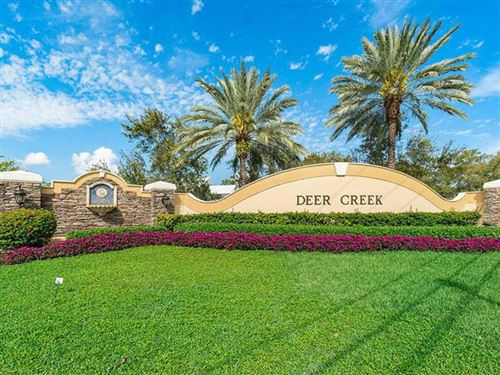 Photo of 105 Deer Creek Road #M204, Deerfield Beach, FL 33442 (MLS # RX-10688292)