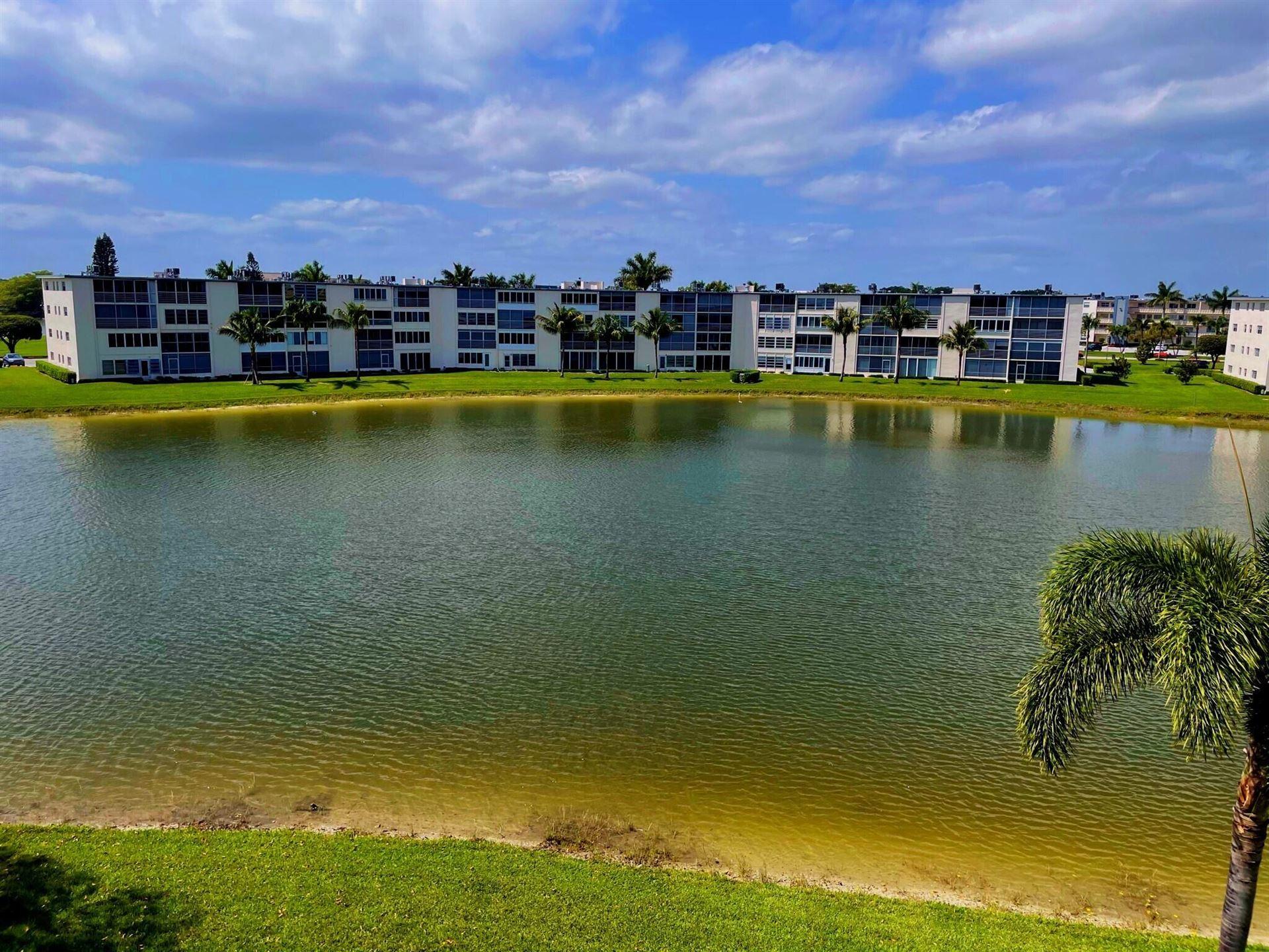 4020 Wolverton A, Boca Raton, FL 33434 - MLS#: RX-10701292