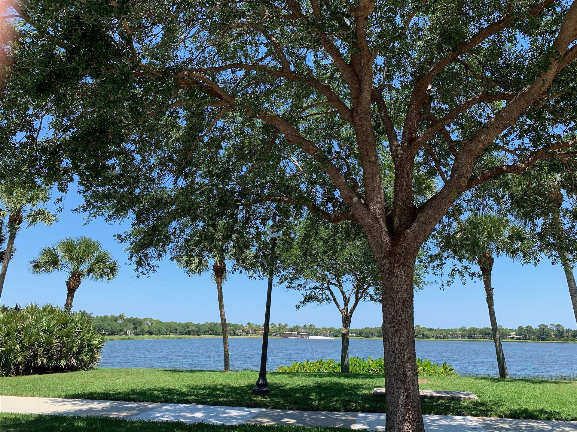 Photo of 207 Evergrene Parkway #18-C, Palm Beach Gardens, FL 33410 (MLS # RX-10707292)