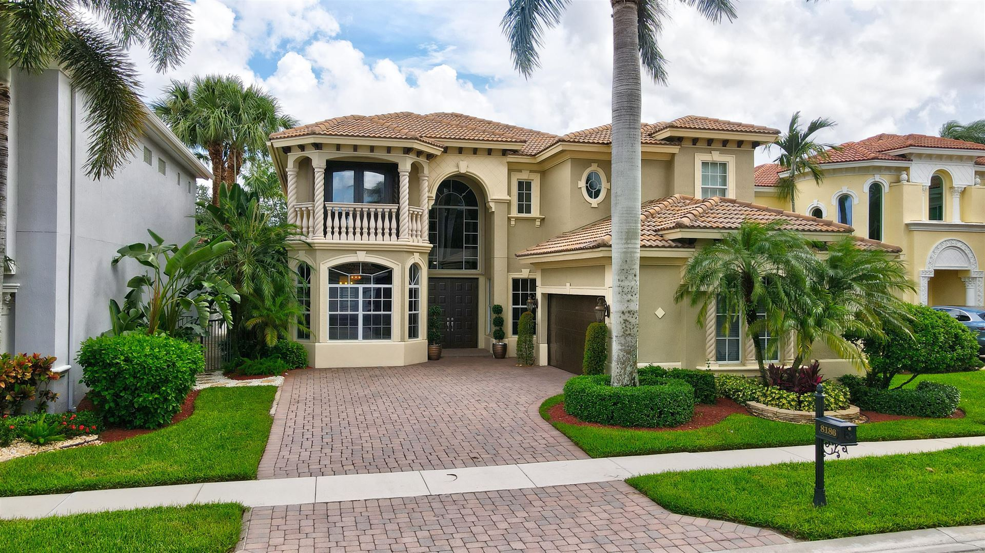 8186 Valhalla Drive, Delray Beach, FL 33446 - #: RX-10740292