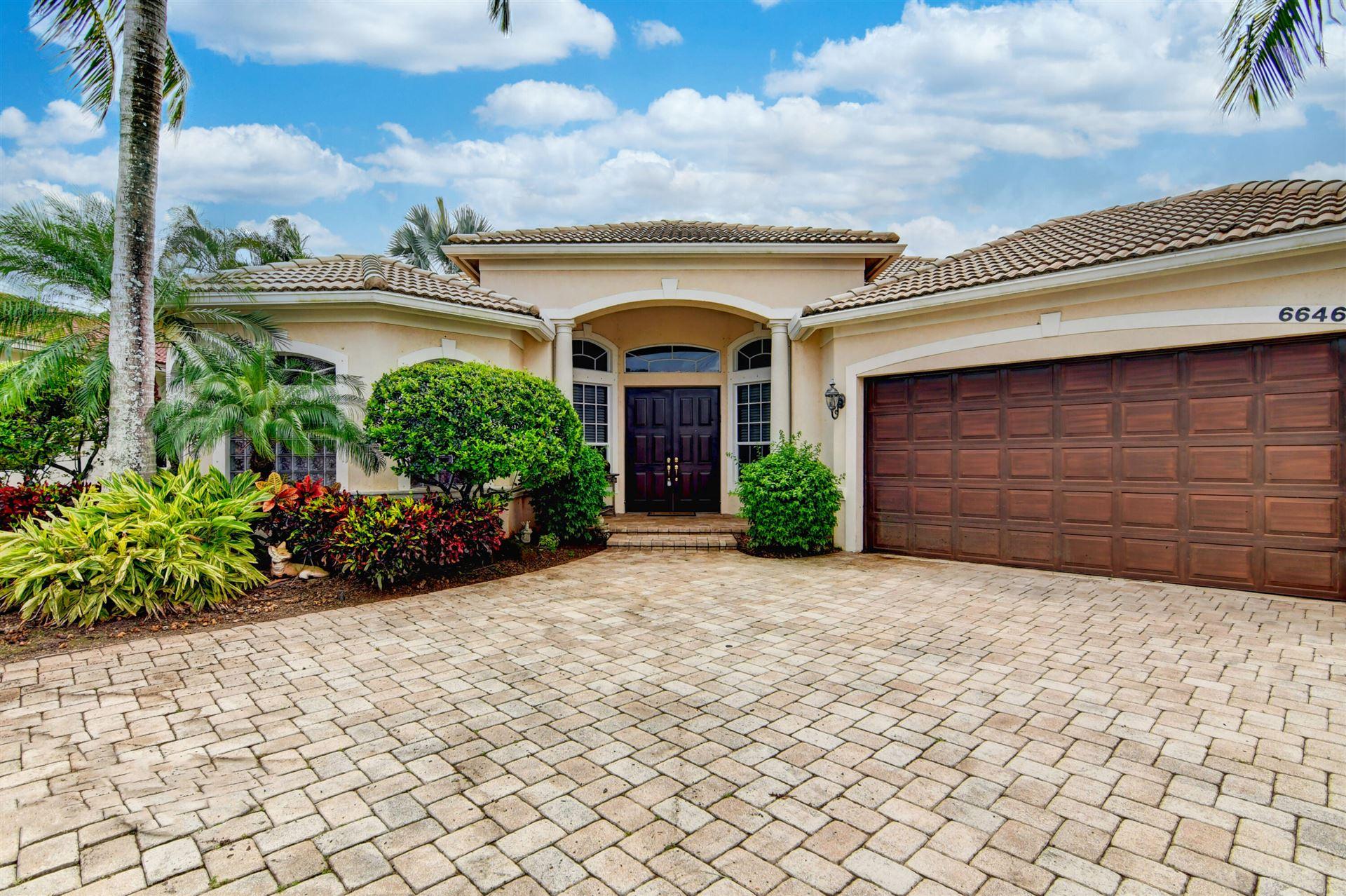 6646 Cobia Circle, Boynton Beach, FL 33437 - MLS#: RX-10743292