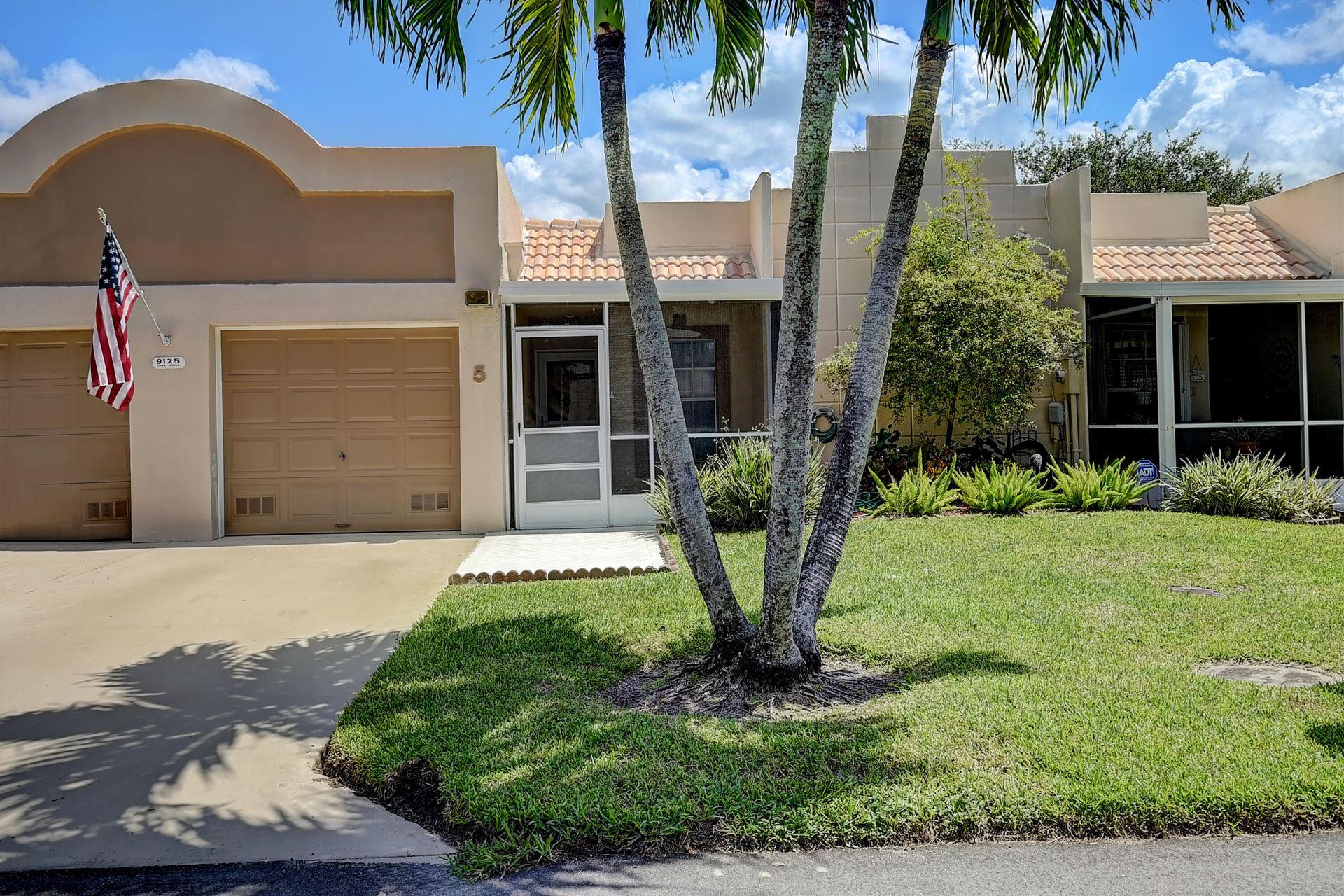 9125 Flynn Circle # 5, Boca Raton, FL 33496 - MLS#: RX-10745292