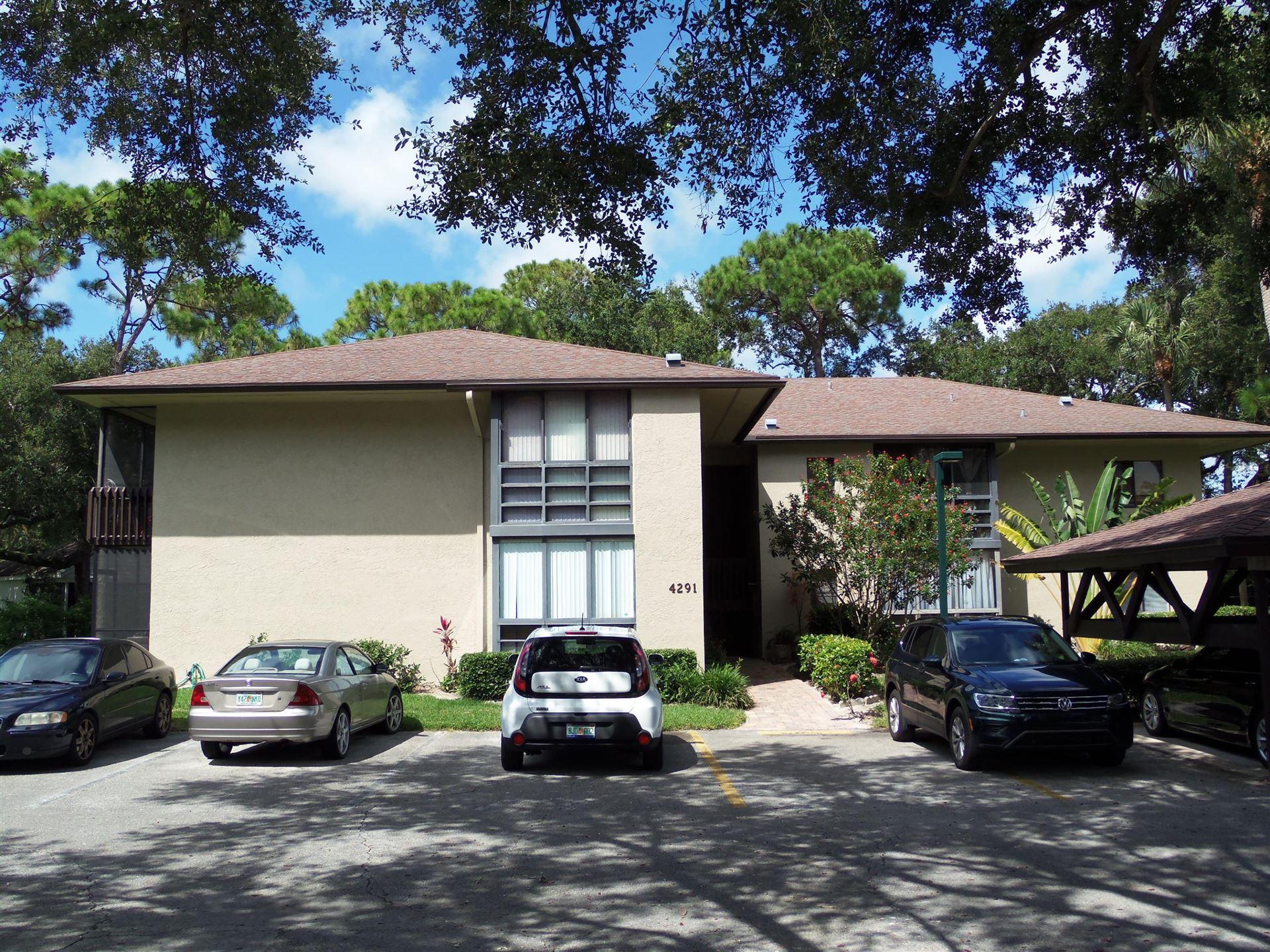 4291 Wood Ride Road #E, Boynton Beach, FL 33436 - #: RX-10634293