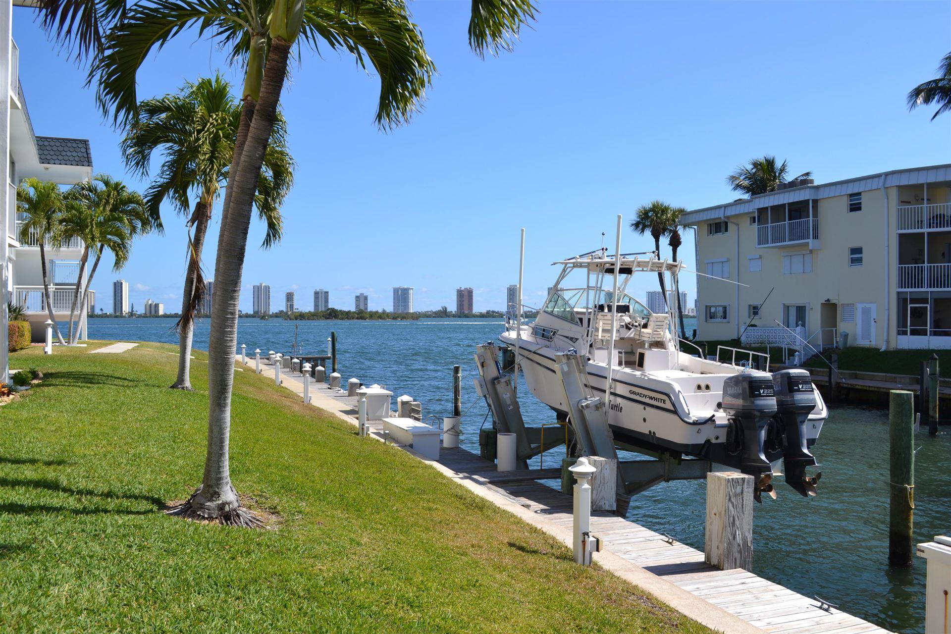 110 Shore Court #104, North Palm Beach, FL 33408 - #: RX-10691293