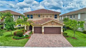 Photo of 8570 S Lakeside Bend, Parkland, FL 33076 (MLS # RX-10537294)