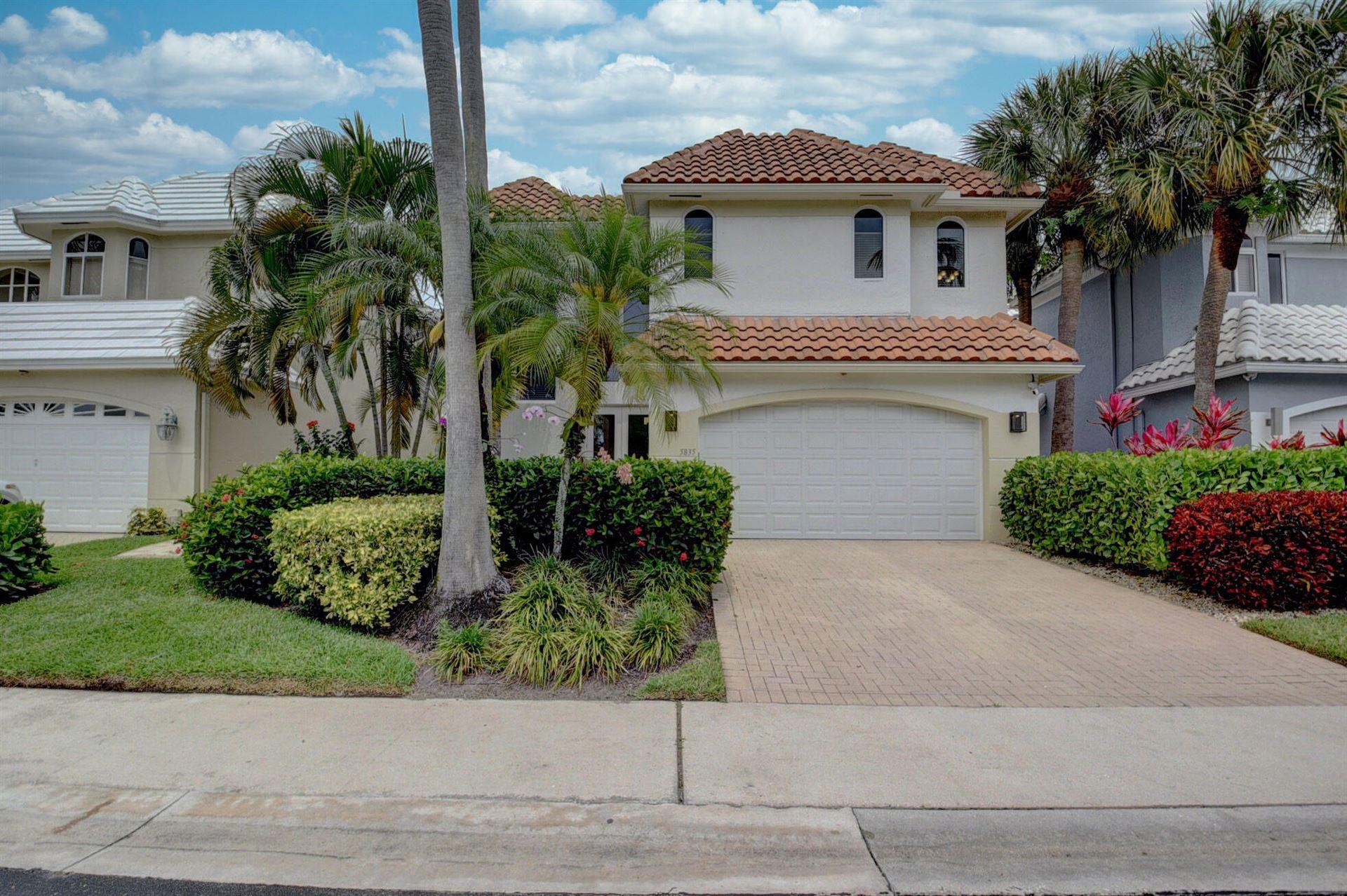 5835 NW 42nd Way, Boca Raton, FL 33496 - MLS#: RX-10710294