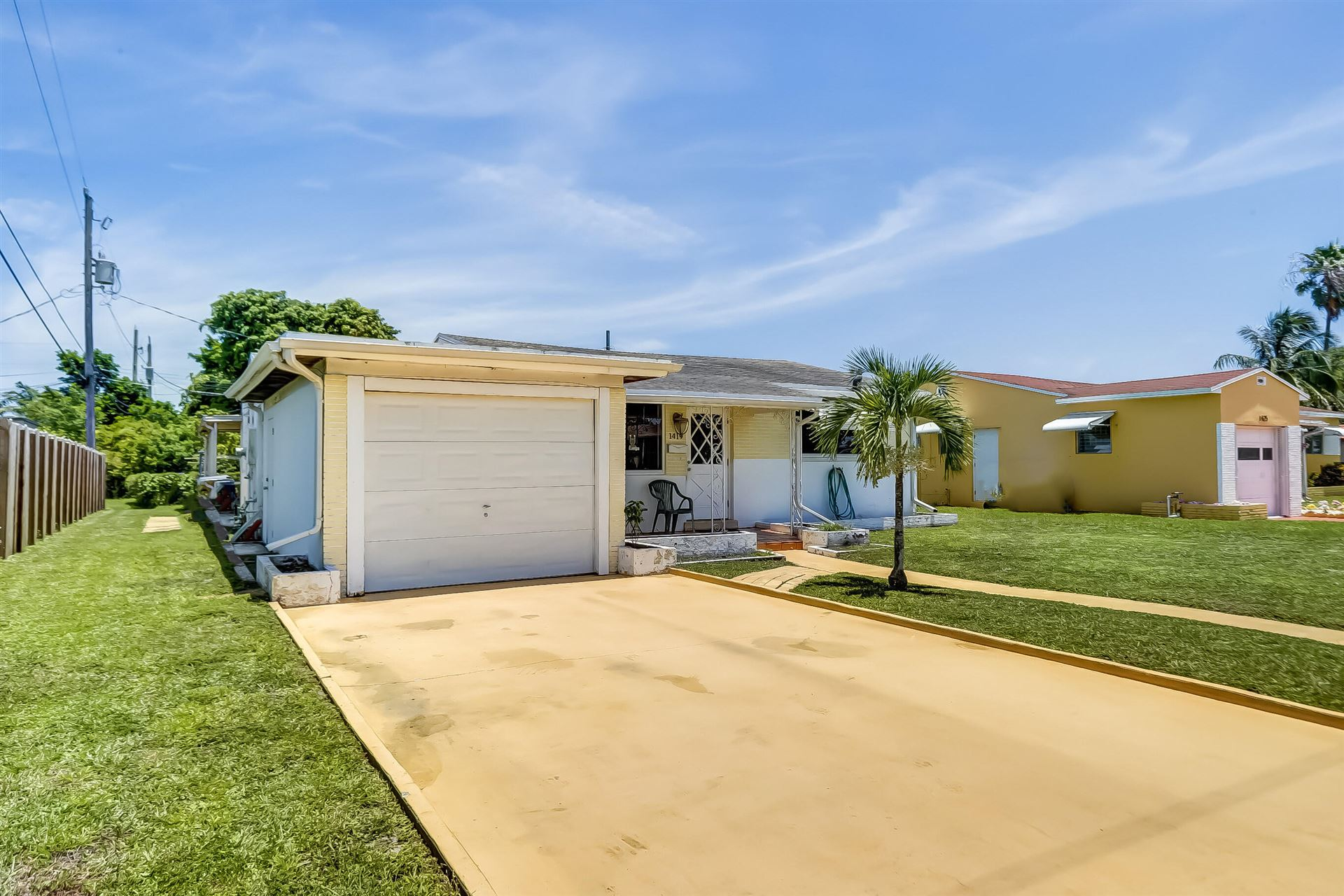 1419 S 24th Court, Hollywood, FL 33020 - MLS#: RX-10733294