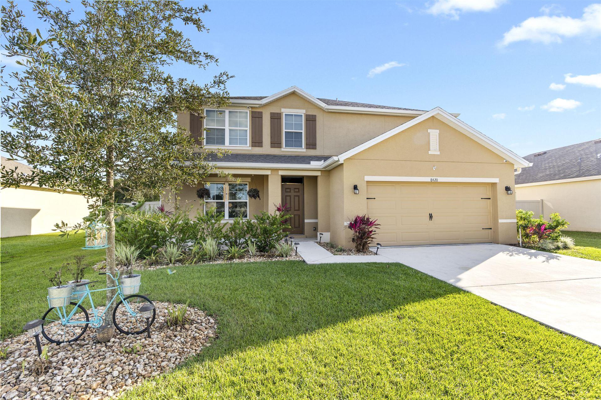 8420 Cobblestone Drive, Fort Pierce, FL 34945 - MLS#: RX-10750294