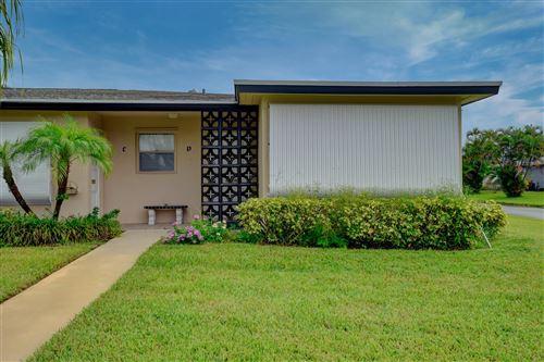 Photo of 1007 South Drive #D, Delray Beach, FL 33445 (MLS # RX-10658295)