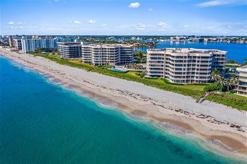 Photo of 3400 S Ocean Boulevard #6aii, Palm Beach, FL 33480 (MLS # RX-10744295)