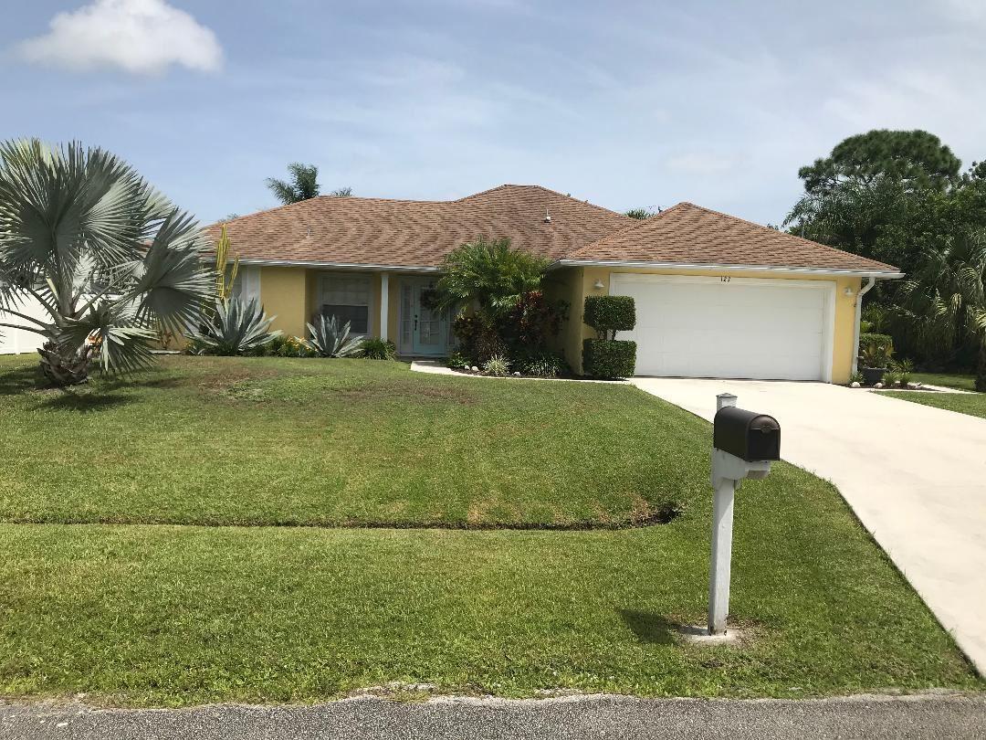 127 NW Avens Street, Port Saint Lucie, FL 34983 - #: RX-10656295