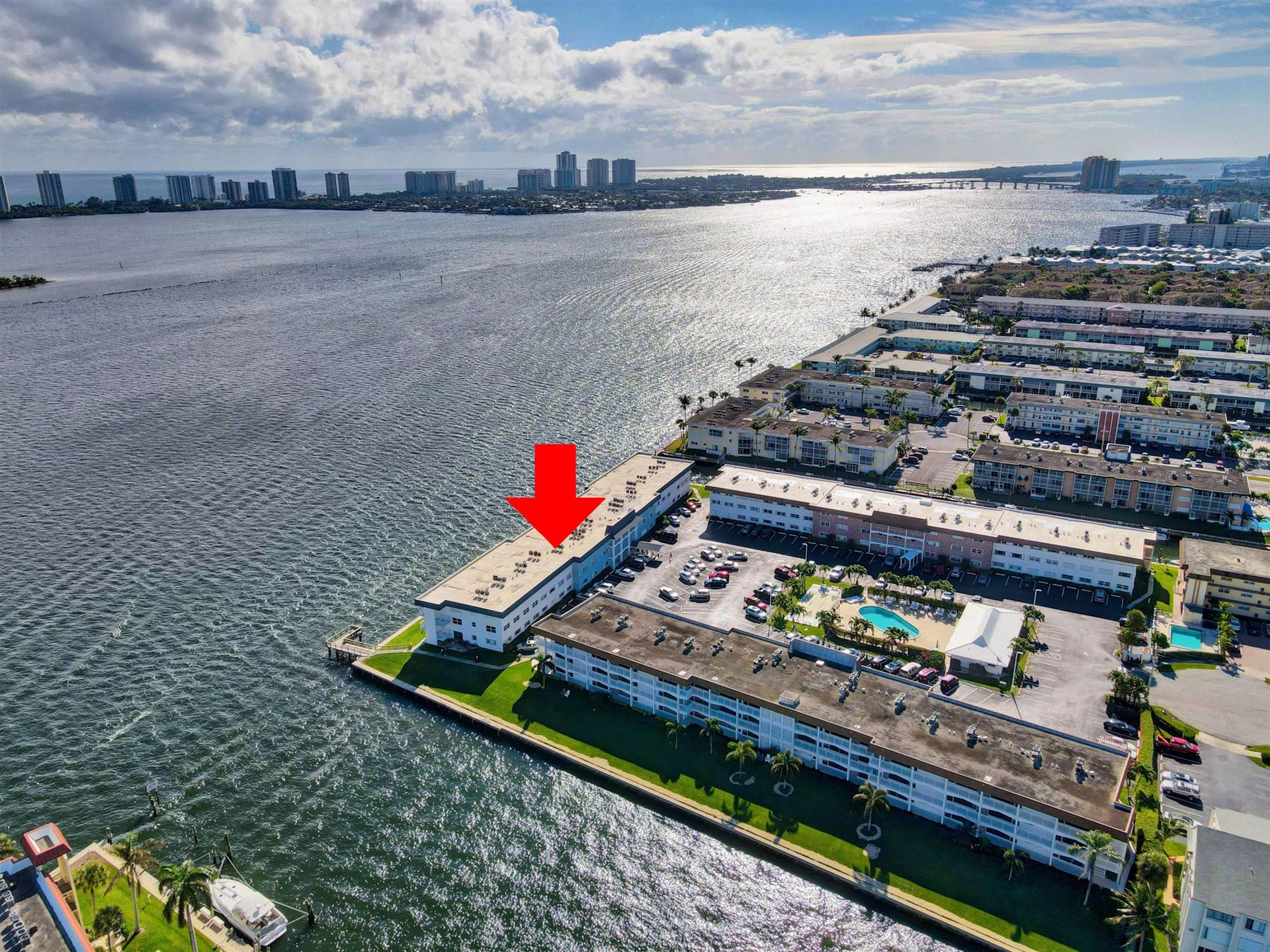100 Shore Court #205, North Palm Beach, FL 33408 - #: RX-10680295