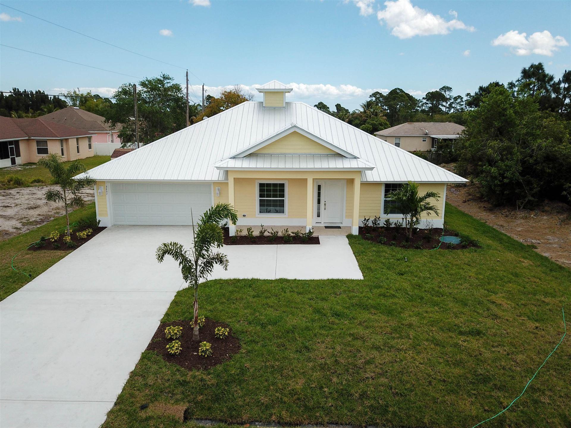 3457 SW Savona Boulevard, Port Saint Lucie, FL 34953 - #: RX-10706295