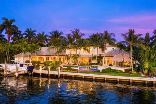 Photo of 1033 Waterway Lane, Delray Beach, FL 33483 (MLS # RX-10695296)