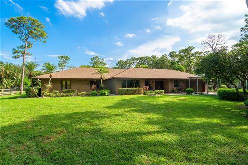 Photo of 12874 Bryan Road, Loxahatchee Groves, FL 33470 (MLS # RX-10735296)