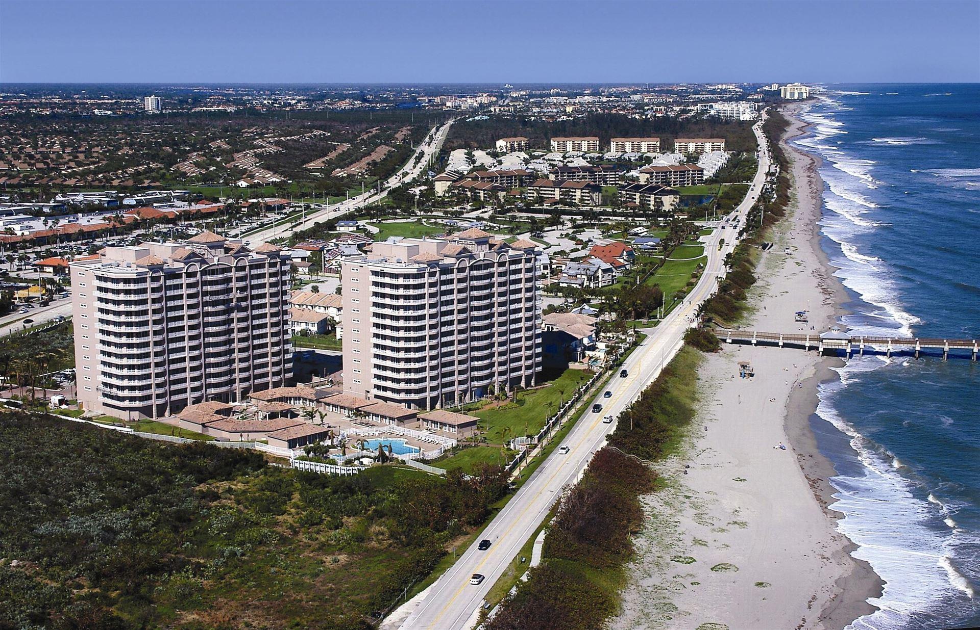 Photo for 700 Ocean Royale Way #702, Juno Beach, FL 33408 (MLS # RX-10709296)
