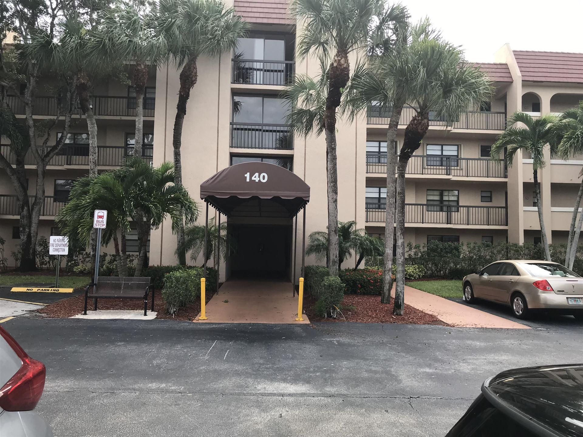 140 Lake Nancy Lane #416, West Palm Beach, FL 33411 - MLS#: RX-10740296