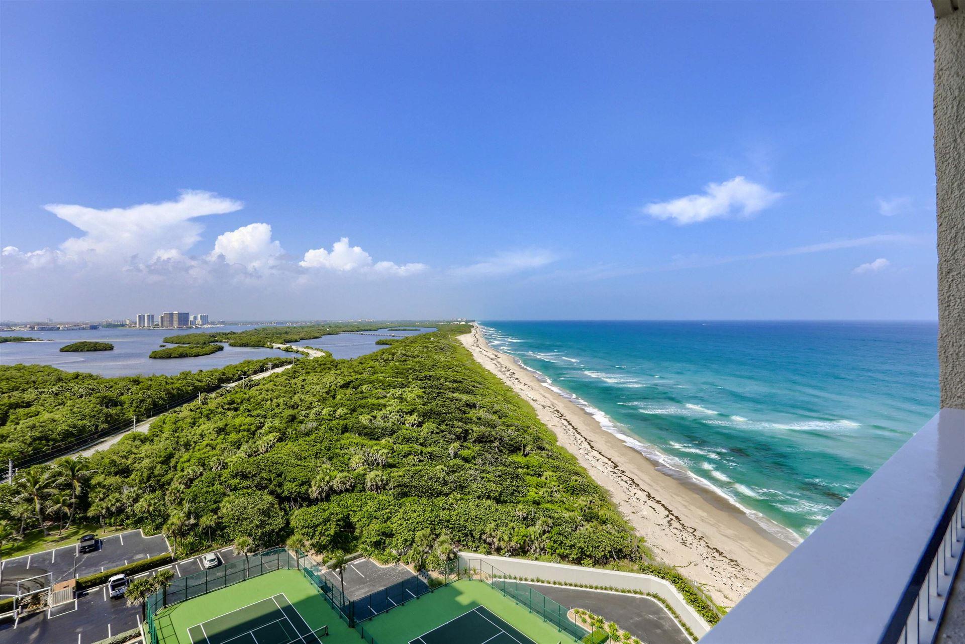 5540 N Ocean Drive #15d, Riviera Beach, FL 33404 - MLS#: RX-10753296