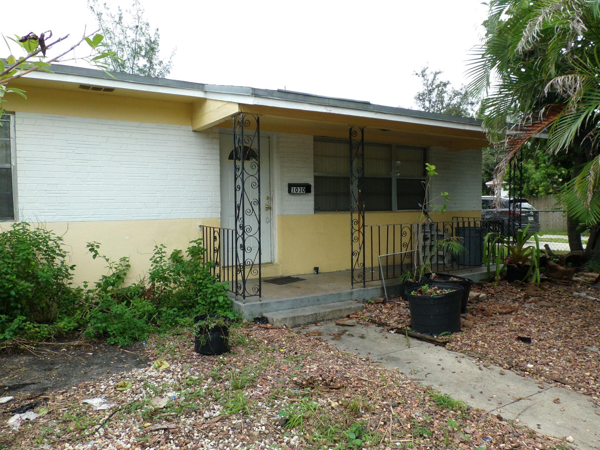 1030 S F Street, Lake Worth, FL 33460 - MLS#: RX-10754296