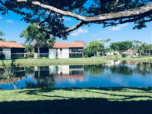 Photo of 10851 Palm Lake Avenue #102, Boynton Beach, FL 33437 (MLS # RX-10521297)