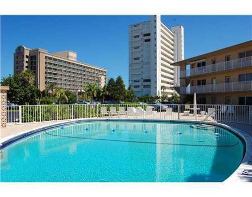 Photo of 3600 N Ocean Drive #110, Riviera Beach, FL 33404 (MLS # RX-10645297)