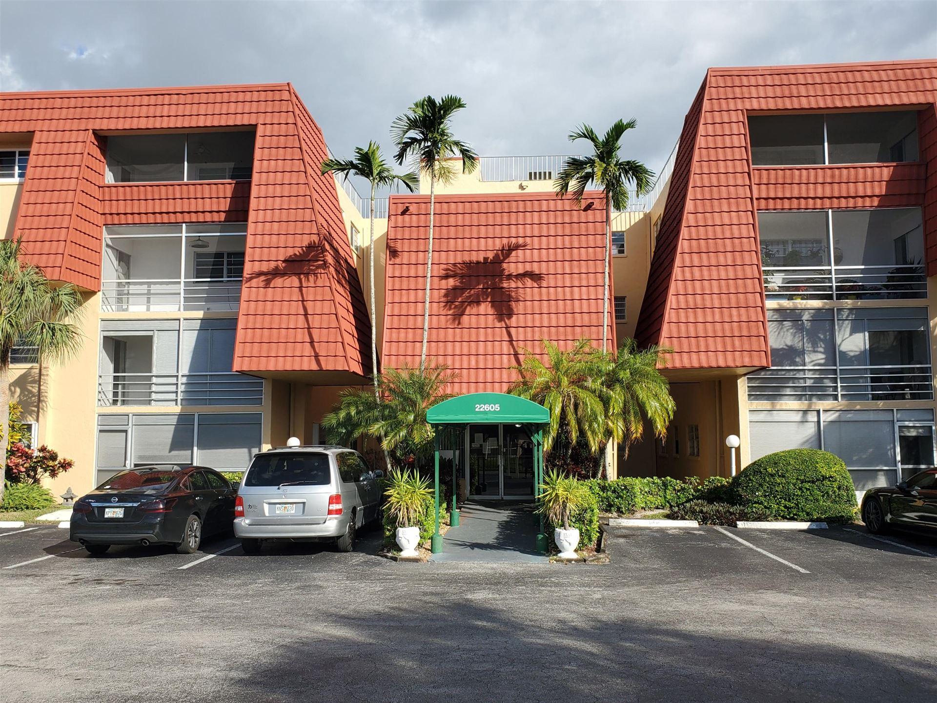 22605 SW 66th Avenue #316, Boca Raton, FL 33428 - #: RX-10628297