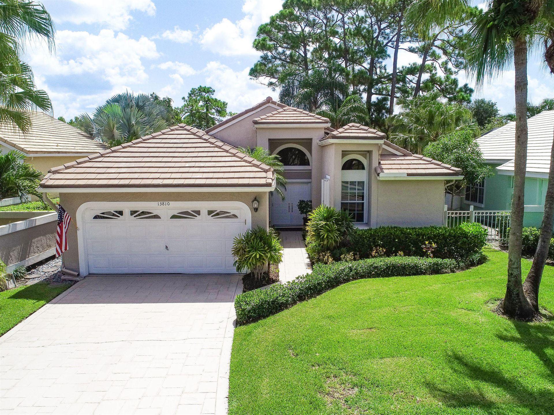 13810 Crosspointe Court, Palm Beach Gardens, FL 33418 - #: RX-10636297
