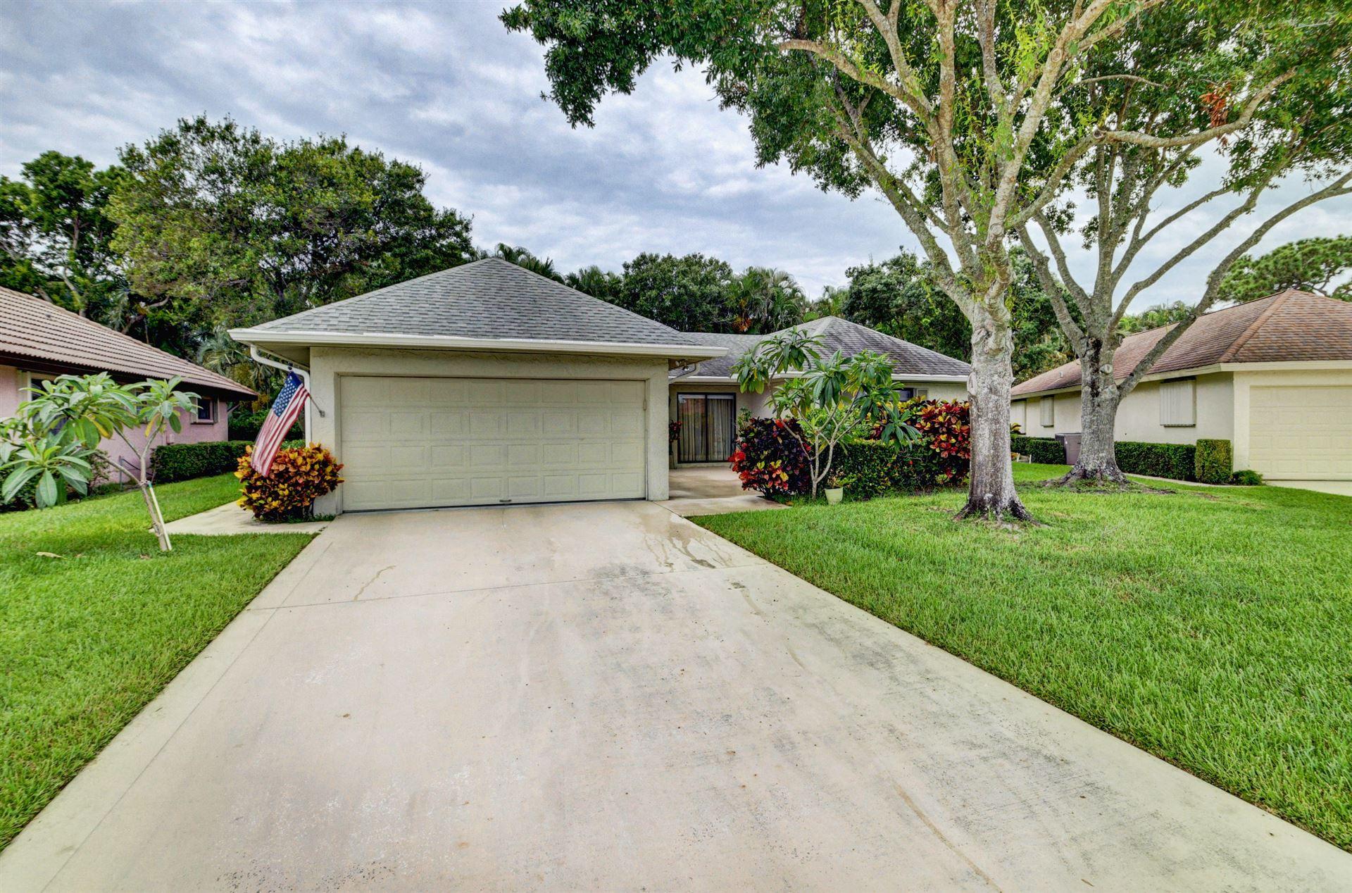 10363 Greentrail Drive N, Boynton Beach, FL 33436 - #: RX-10642297