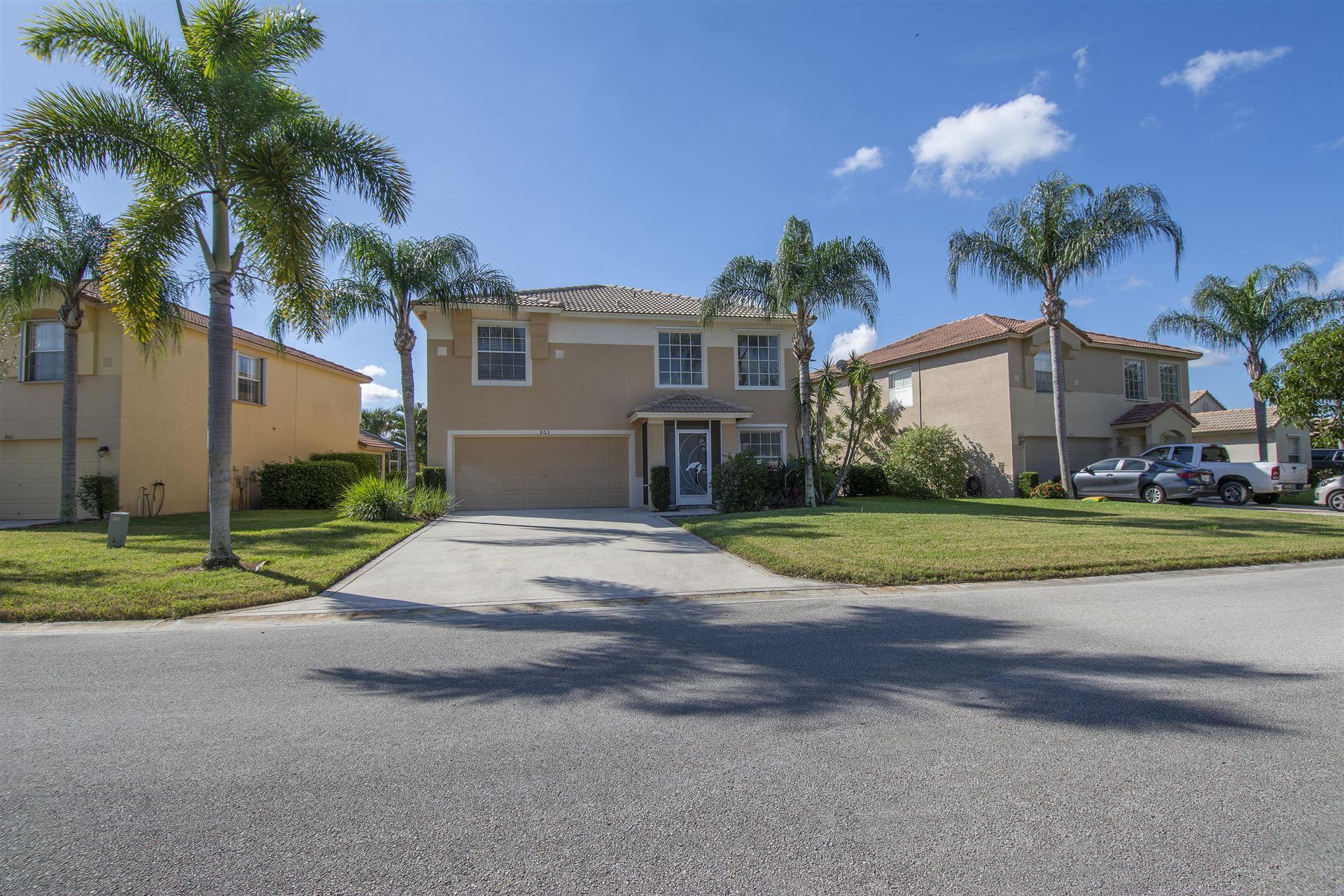 803 NW Greenwich Court, Port Saint Lucie, FL 34983 - #: RX-10674297