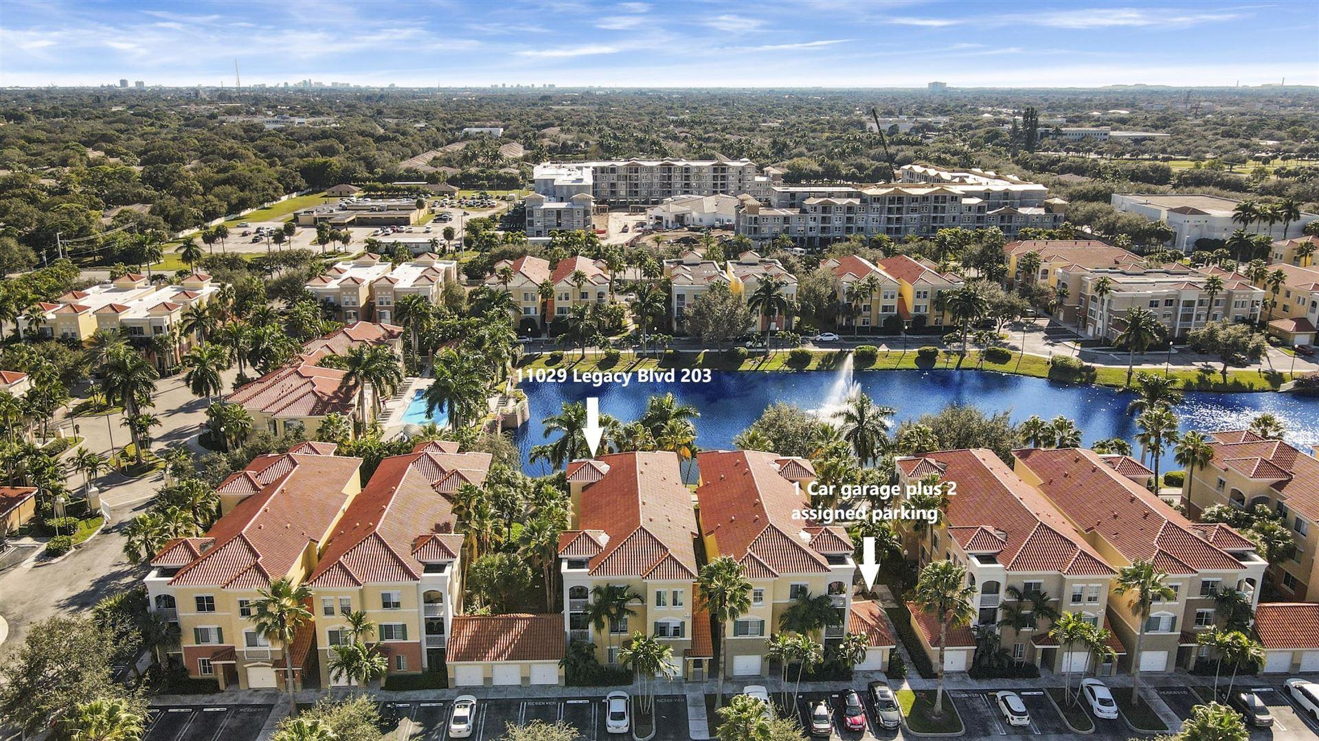11029 Legacy Boulevard #203, Palm Beach Gardens, FL 33410 - MLS#: RX-10713297