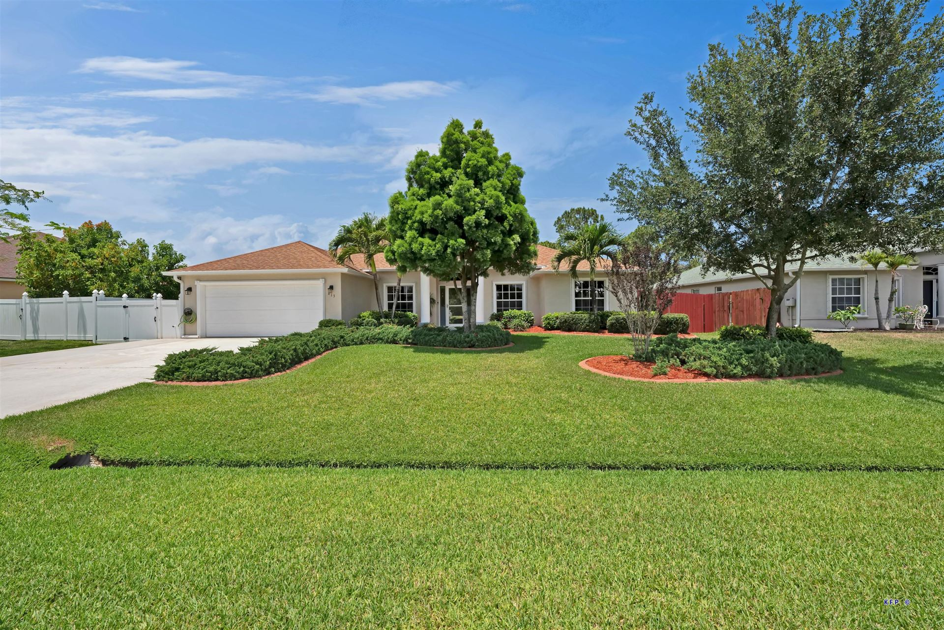 413 SW Nabble Avenue, Port Saint Lucie, FL 34953 - #: RX-10714297