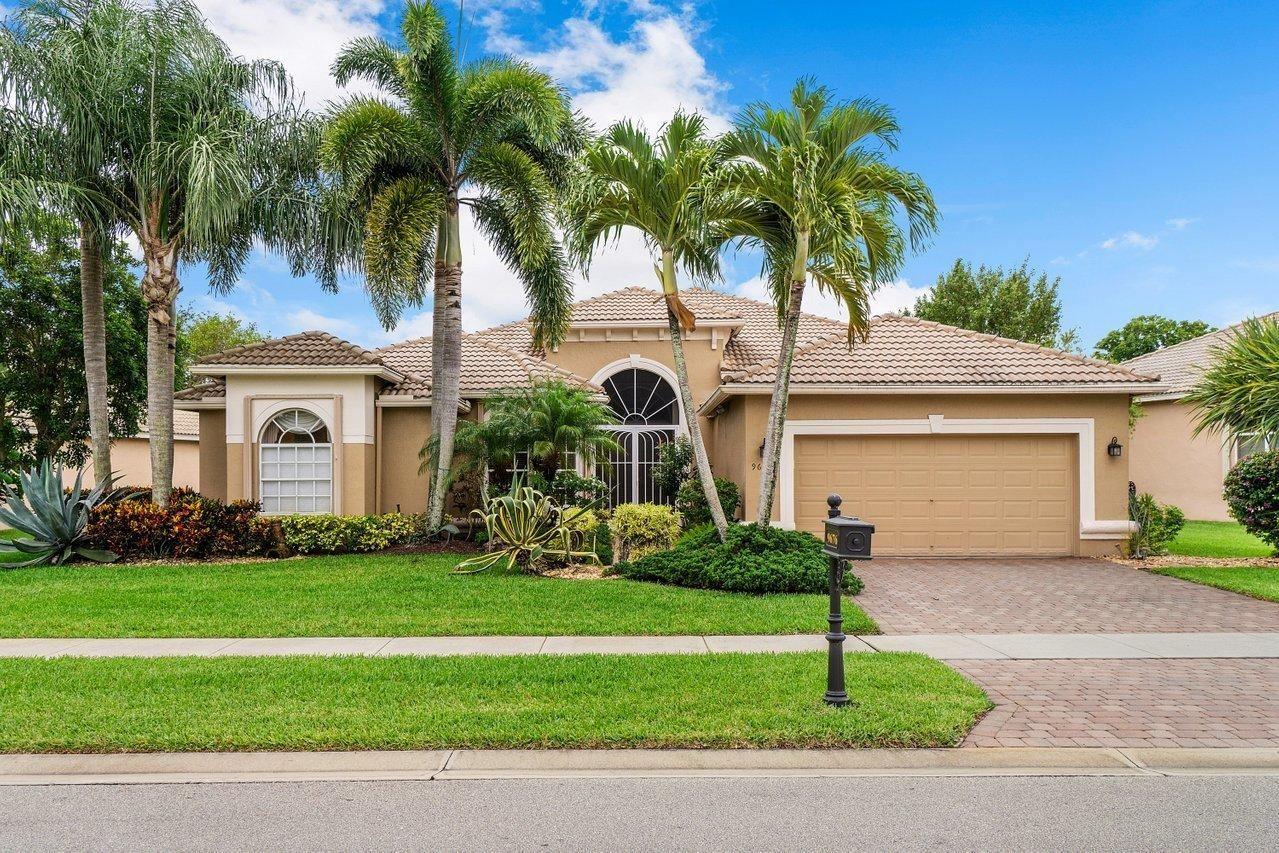 9676 San Vittore Street, Lake Worth, FL 33467 - MLS#: RX-10727297