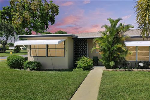 Photo of 1017 South Drive #A, Delray Beach, FL 33445 (MLS # RX-10752298)
