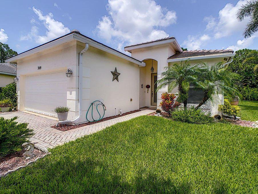 309 SW Coconut Key Way, Port Saint Lucie, FL 34986 - #: RX-10634298