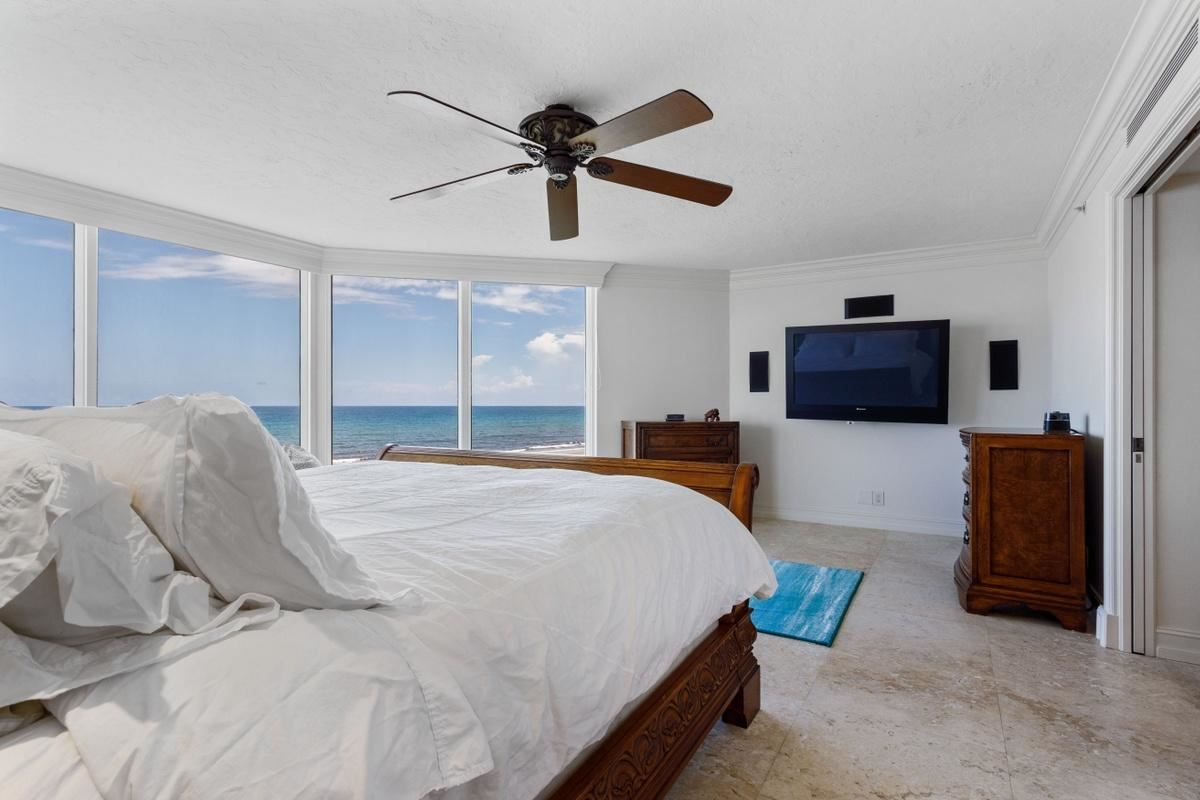 Photo of 2575 S Ocean Boulevard #103s, Highland Beach, FL 33487 (MLS # RX-10645298)