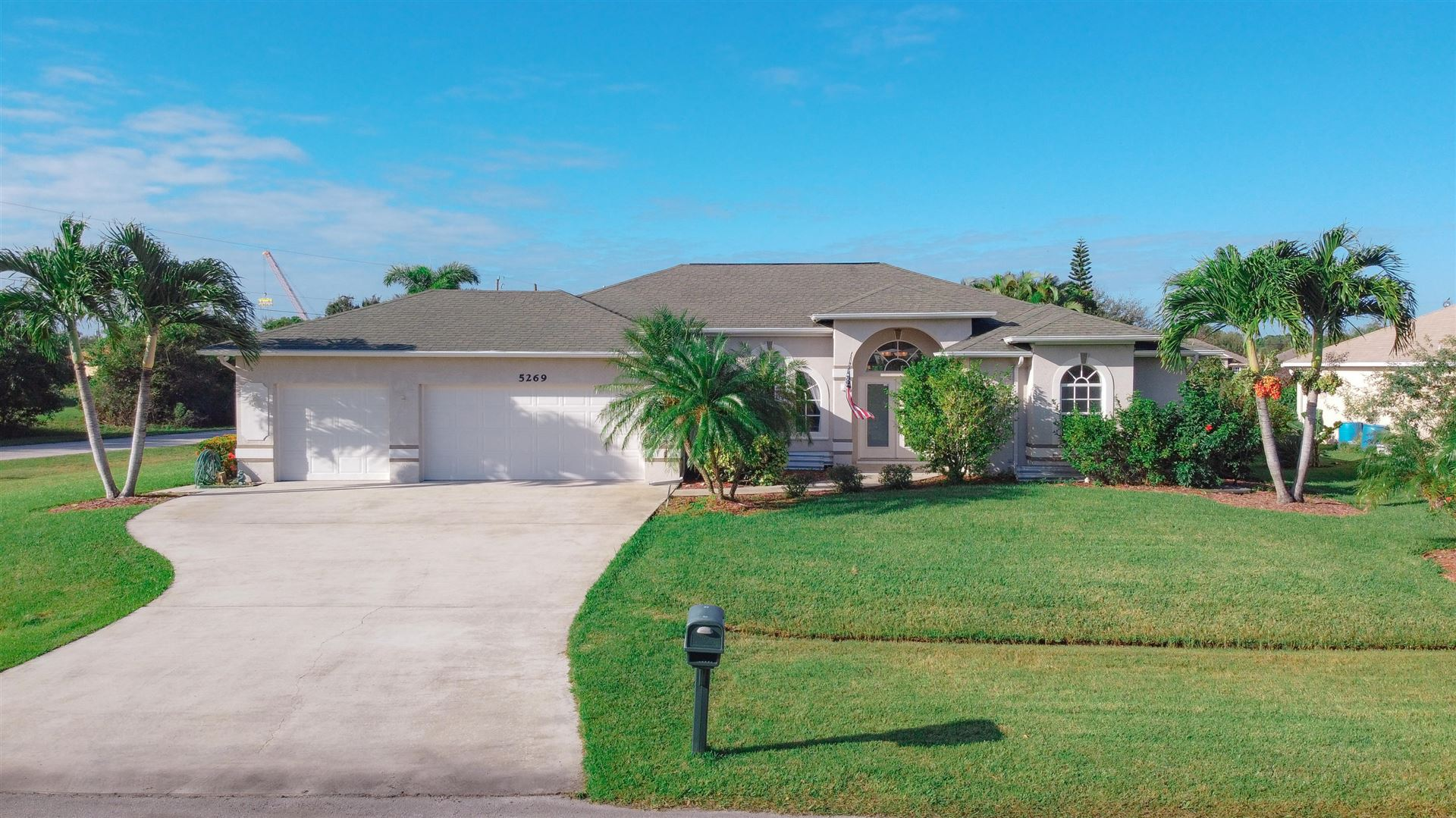 5269 NW East Delwood Drive, Port Saint Lucie, FL 34986 - #: RX-10674298