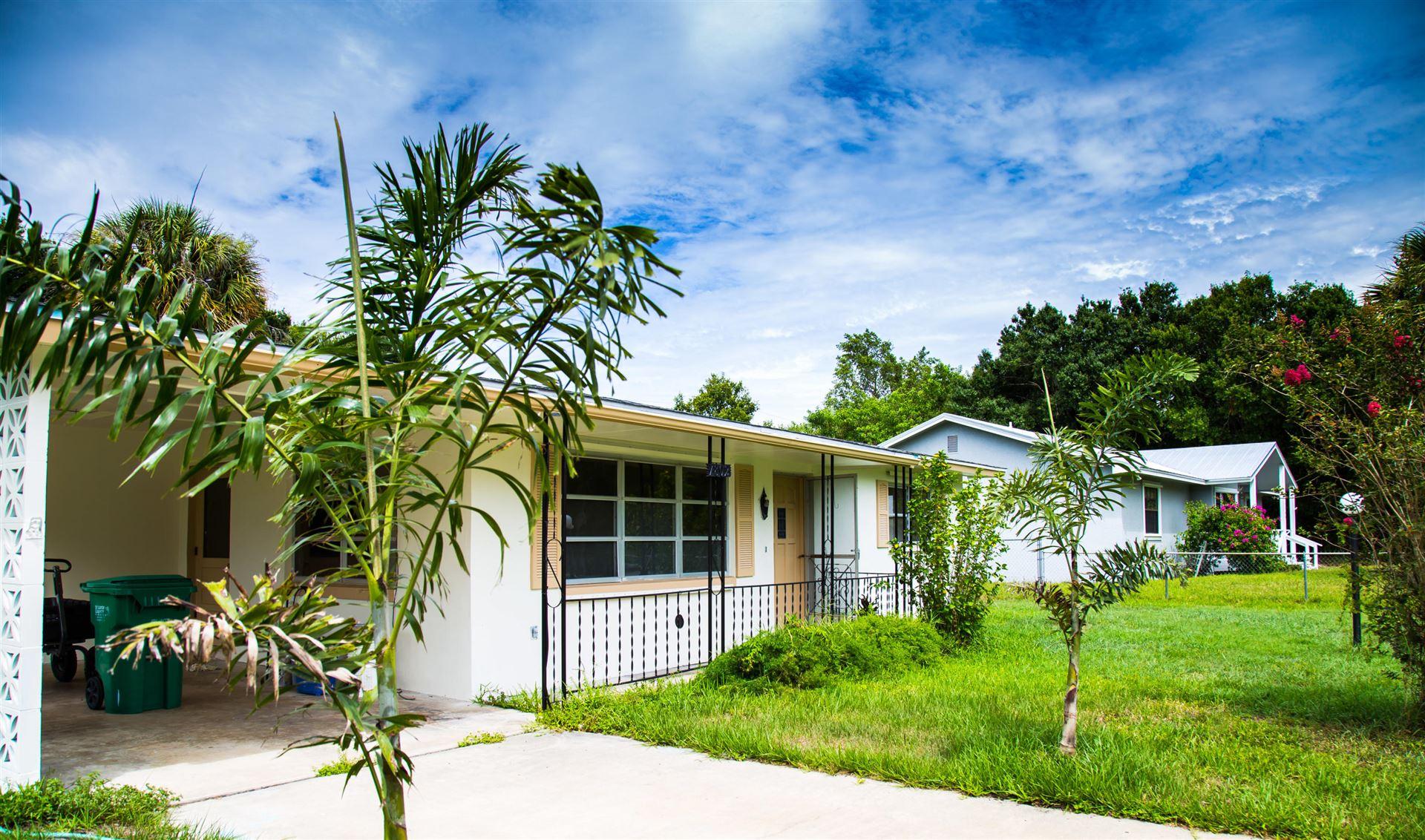 7802 Hibiscus Road, Fort Pierce, FL 34951 - MLS#: RX-10724298