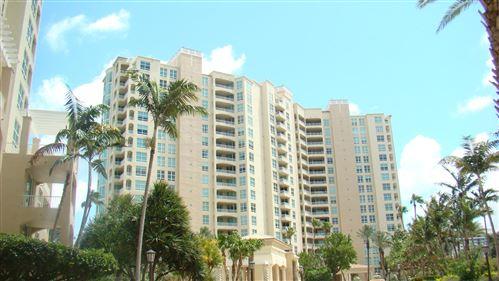 Photo of 3700 S Ocean Boulevard #110b, Highland Beach, FL 33487 (MLS # RX-10675299)