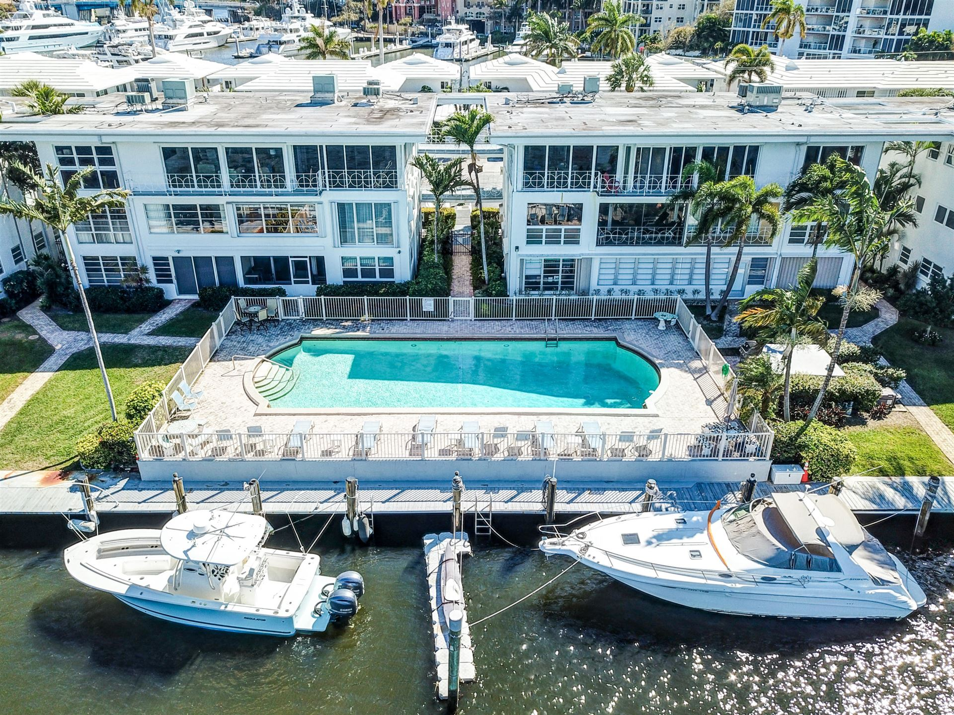 Photo for 2727 Yacht Club Boulevard #3c, Fort Lauderdale, FL 33304 (MLS # RX-10611299)