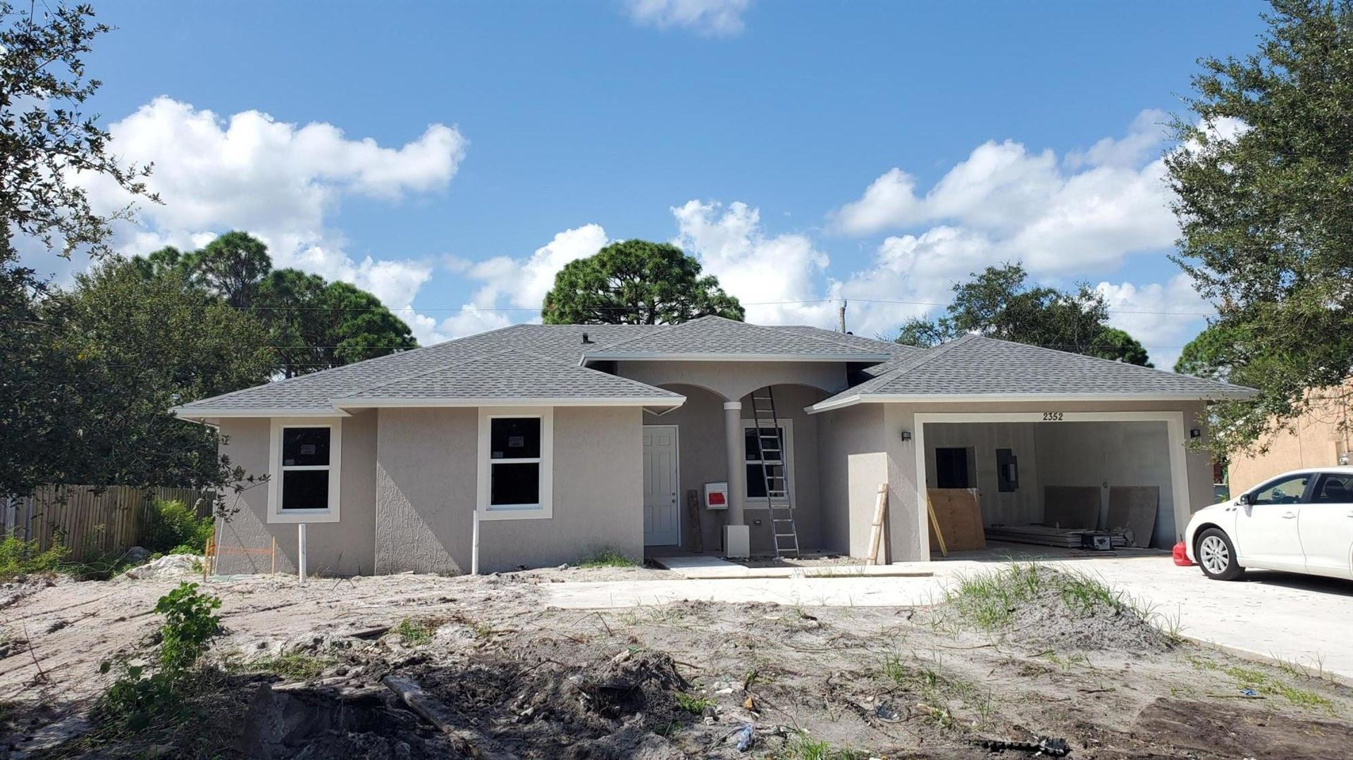 2352 SE Berkshire Boulevard, Port Saint Lucie, FL 34952 - #: RX-10663299