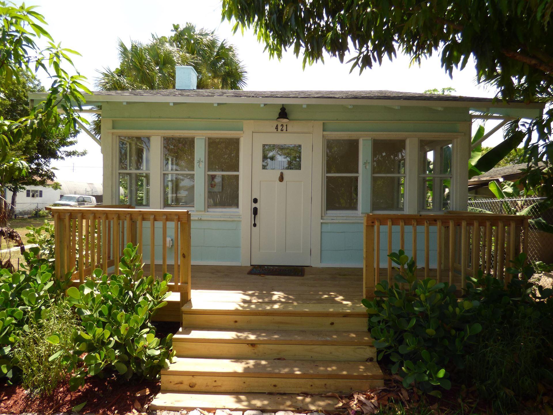 421 N H Street, Lake Worth, FL 33460 - MLS#: RX-10733299