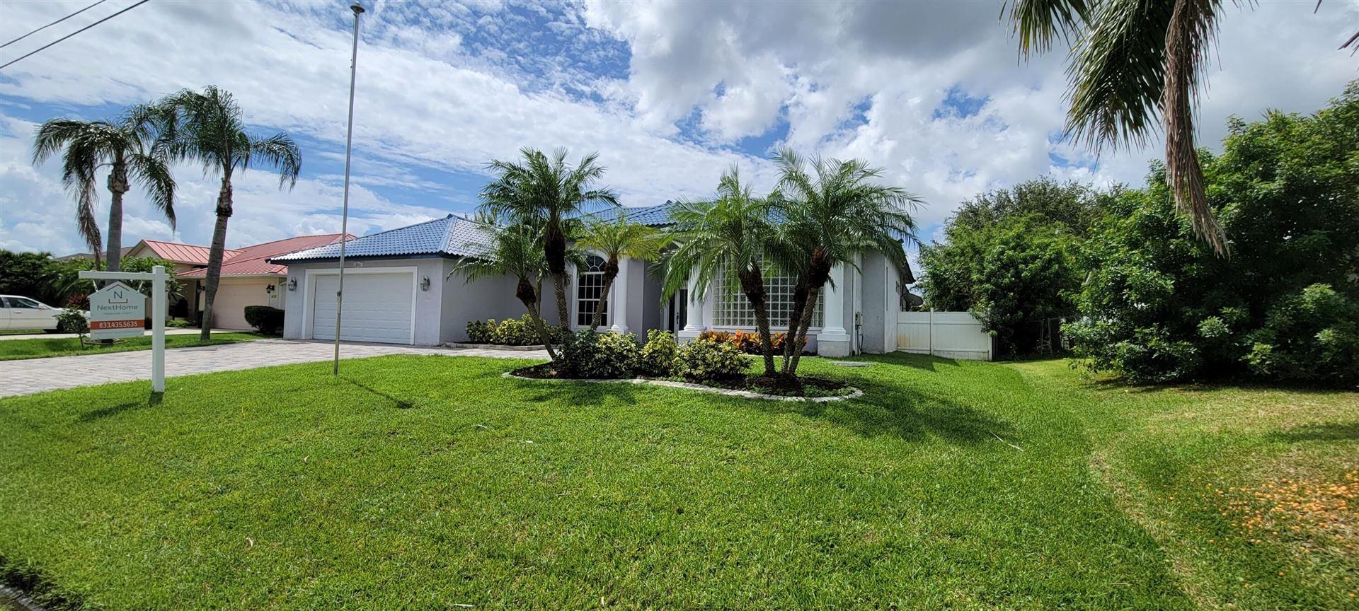 Photo of 2644 SW Acacia Avenue, Port Saint Lucie, FL 34987 (MLS # RX-10736299)